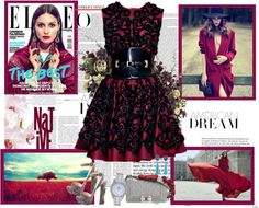 """""""Dream wardrobe"""" by umacat ❤ liked on Polyvore"""