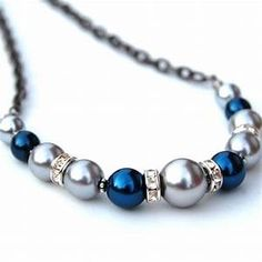 Big Blue Bed: AMI Designs - Handmade Jewellery