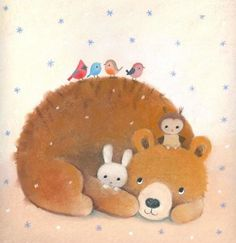 Bear & Friends