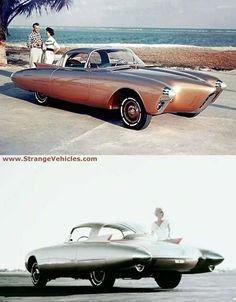 *1956 Oldsmobile Golden Rocket...
