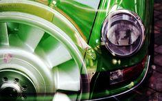 Porsche 911 Art Analogue Double Exposures Porsche 911 Kunst Analoge Doppelbelichtungen Lundt Auto Berlin 911 RS