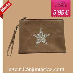 ¡super #oferta! -> Bolso de mano Star camel ★ ahora solo 5'95 € ★ Cómpralo en https://www.conjuntados.com/es/bolsos/bolsos-de-mano/bolso-de-mano-star-en-color-camel.html ★ #rebajas #sales #soldes #rabatte #rebaixes #deskontuak #vendas #sconti #bolso #carterademano #bag #handbag #conjuntados #conjuntada #lowcost #accesorios #complementos #moda