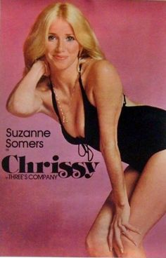 Who didn't want to look like Suzanne Somers?