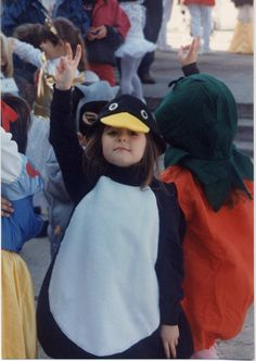 Pin for Later: 10 Childhood Halloween Costume Ideas to Steal Right Now