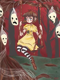 Fran bow AHHHH I loved the art style of this game Bow Games, Vocaloid, Creepy Games, Little Misfortune, Bow Art, Mad Father, Corpse Party, Rpg Horror Games, Rpg Maker