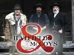 hatfields-and-mccoys- on tv