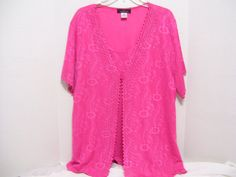 HOT...HOT...HOT...HOT...HOT  PINKS by Libbey on Etsy