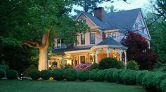 Bed n breakfast ashville NC- I see very little info on this BnB, but would like to generate more BnB interest, since they are smaller and not well known, but lovely establishments - if you know where the exact location is, please let me know.  Thank you