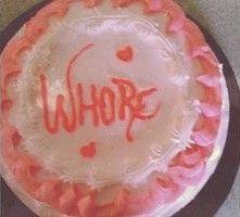 Pretty Birthday Cakes, Pretty Cakes, Cute Cakes, Funny Birthday Cakes, Funny Cake, Cake Meme, Cake Wrecks, Aesthetic Food, Cute Food