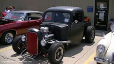 9th Annual Carter Tire Car Show   Hotrod Hotline