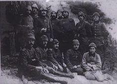 57 nci Alay 1 nci Tabur Komutanı Binbaşı Zeki Bey- Çanakkale
