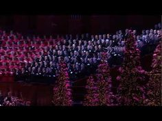 MORMON TABERNACLE CHOIR ~ I'm Dreaming of a White Christmas