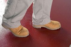 Buy your Coloured Epoxy Anti-Slip Paint online with Seton. Versatile anti-slip paint available in a range of colours Colored Epoxy, Workplace Safety, Online Painting, Health And Safety, Ugg Boots, Uggs, Colours, Fashion, Moda