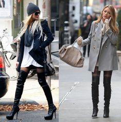 moda inverno bota - Pesquisa Google