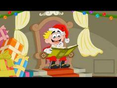 De Kerstman Is In Het Land - Minidisco Kerst