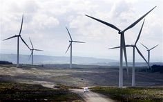 Turbine de vant, Scotia