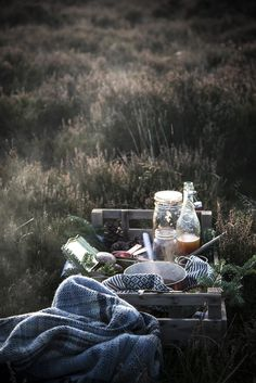 Mademoiselle Poirot Picnic Dinner, Picnic Time, Outdoor Food, Outdoor Dining, Food Photography Styling, Slow Living, Camping Meals, Lawn And Garden, Hygge