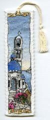 Greek Village 1 Bookmark - Michael Powell