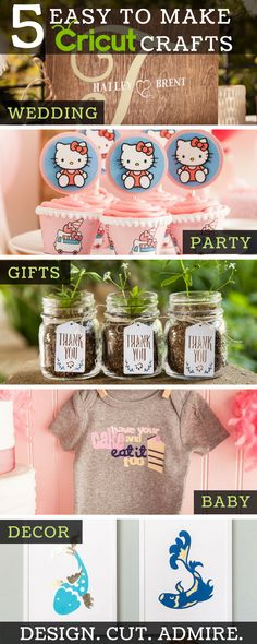 59dd78850ca 733 Best Party   Celebrate with Cricut images in 2019