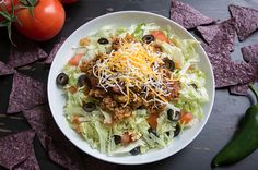 skinny-taco-salad