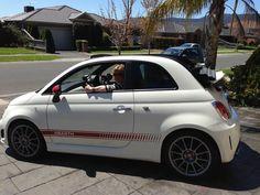Abarth Fiat 500!