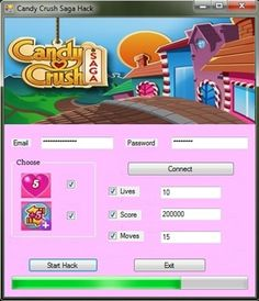 Working Candy Crush Saga hack! Download from http://gamesfixer.com/candy-crush-saga-hack/