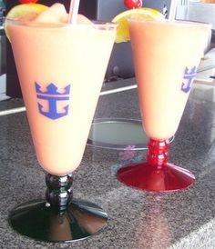 Can't wait to try this! Ladadoozie from Royal Caribbean - * oz Orange Juice Concentrate * oz Pineapple Juice Concentrate * oz Papaya Juice Concentrate * oz Coconut Cream * oz Dark Rum * oz Coconut Rum * oz Grenadine * Crushed ice * (Makes one cocktail) Caribbean Drinks, Royal Caribbean Cruise, Caribbean Recipes, Cocktail Drinks, Alcoholic Drinks, Beverages, Summer Cocktails, Cocktail Recipes, Bar Drinks