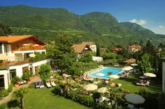 Located in the villa quarter of Merano in South Tyrol, the Hotel Plantitscherhof offers breathtaking scenery, sophisticated lodging & fine dining. http://www.schlosshotels.co.at/en/plantitscherhof