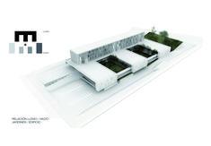 Galería de Fábrica de Paisaje, Primer Lugar en concurso sanatorio y centro nacional de rehabilitación / Montevideo - 6