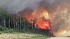 The premiers of British Columbia, Saskatchewan call for national approach to fighting wildfires. Fire Tornado, Wild Weather, Western Canada, O Canada, Newfoundland And Labrador, Firefighter, The Neighbourhood, Places To Go, Country Roads