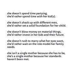 single mom by choice.