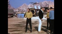 Star Trek TOS - We Can't Turn Back, via YouTube.