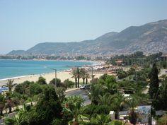 Seaside city Alanya, Turkey :)