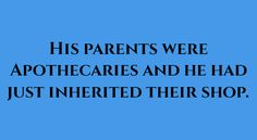 His parents were apothecaries and he had just inherited their shop. Writing Prompts For Writers, Writing Boards, Dialogue Prompts, Writing Notebook, Story Prompts, Creative Writing, Writing A Book, Writing Tips, Writing Promts