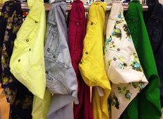 Spotted in Store: Which will be your pick for Spring? Jessica Simpson #jeans #pants BUY NOW!