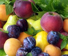 Enjoy this set of mellow berries on your iPad. Get this juicy collection and experience refreshing jigsaw puzzle joy!