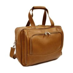 (Limited Supply) Click Image Above: Piel Executive Carry-on (saddle)