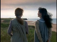 "Anne of Green Gables ...""Look at that sea, all silver and shadow and vision of things not seen. We couldn't enjoy its loveliness anymore if we had millions of dollars and ropes of diamonds."""