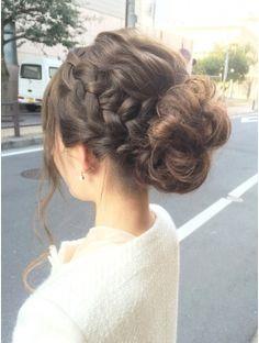 デコヘアーチップ(DECO HAIR Tip.) 上品ヘアセット
