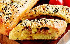 Patlıcanlı ve Dil Peynirli Bör..