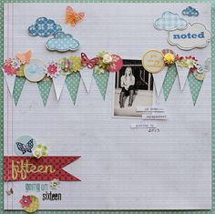 Cut-outs + Negative space.... very cool. Fifteen Going On Sixteen_DianePayne-1Lily Bee Blog 4/8/13