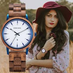 Women's Wood Quartz Watch —-> $ 49.99 & Virtually FREE Shipping Tag a friend who would love this! #menwatches #mywatchplus #womenwatches #qualitywatchesformen #watchesforwomen #menwatchesoriginal #luxurywatches Wooden Watch, Audemars Piguet, Luxury Watches, Quartz Watch, Swatch, Watches For Men, Female, Lady, Womens Fashion