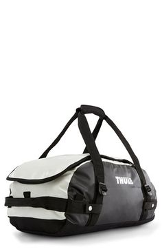 Men's Thule 'Chasm' Duffel Bag - White (27 Liter)