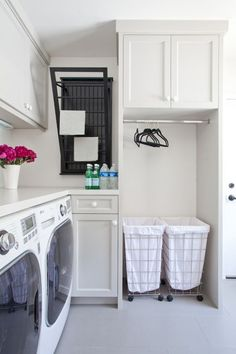 8 Things Every Great Laundry Room Needs | Hammers & Nails Blog | Square Deal Construction Company, LLC