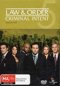 I love this show. It's my favorite of the Law & Orders. It broke my heart when it was cancelled.