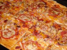 Pizza jinou nedělám. Hawaiian Pizza, Food, Essen, Meals, Yemek, Eten