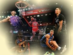 1ed271b656a Top 10 Best NBA All Star Dunk Contest Dunks - ALL TIME (1984 - 2016)