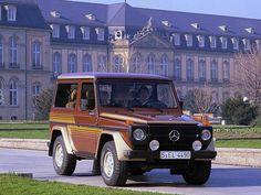 Mercedes-Benz 280GE (W460) | by Auto Clasico
