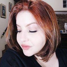 Tudo sobre o meu novo cabelo no blog 💋 #pretty #beauty #hair #beleza #cabelo #blogger #carolinebeltrame.com.br #pink #blog #ginger #beautyblogger #osasco #saopaulo #bblogger #fashion #moda #blogueirassaopaulo #glam #blogueirasbrasil #influencersbrasil #brasil . . . . . www.carolinebeltrame.com.br