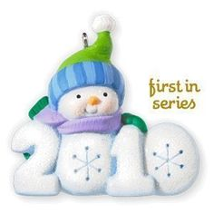 2008 HALLMARK Cool Decade #9 in Series